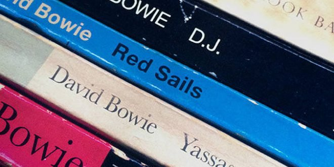 david bowie libri