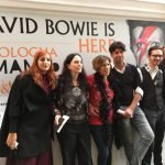 6 novembre 2016 David Bowie Is Together! 2