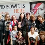 6 novembre 2016 David Bowie Is Together! 5