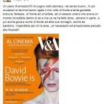 David Bowie is 10 Novembre 2016 2