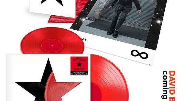 david bowie blackstar limited edition japan