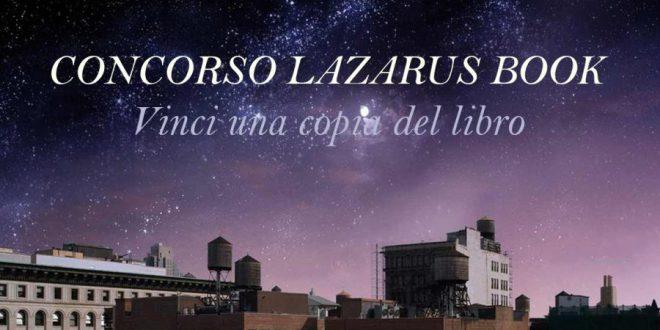 lazarus book