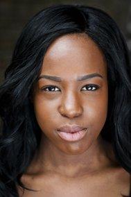 Lazarus musical Gabrielle Brooks Teenage Girl