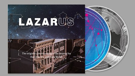 lazarus musical cast album