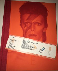David Bowie is 17 agosto 2016 3