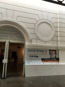 David Bowie is 17 agosto 2016 5
