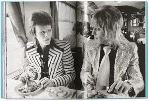 Rise of David Bowie di Mick Rock a metà prezzo fino a domani 3