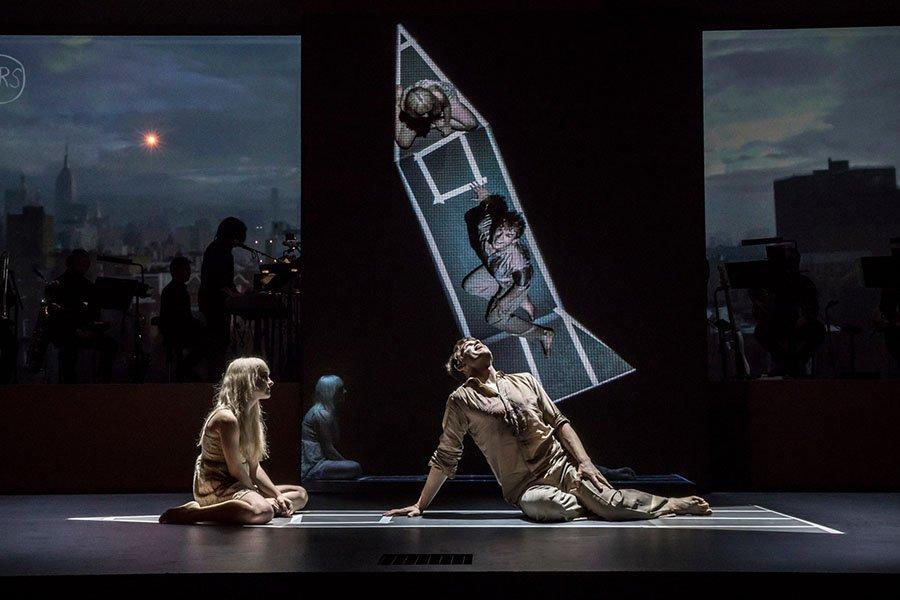 Lazarus Musical set