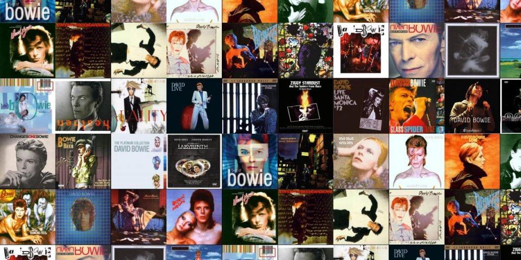 David Bowie Discografia Ufficiale