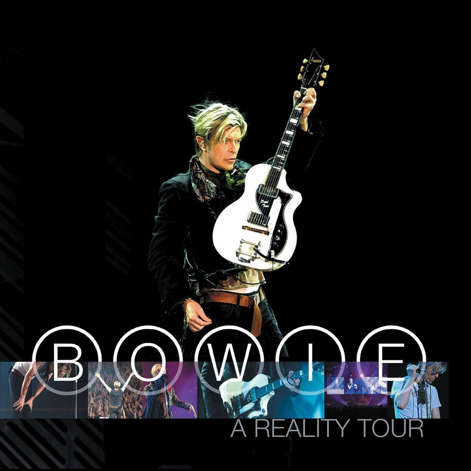 David Bowie Reality Tour CD