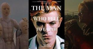 Uomo che cadde sulla terra The man who fell to Earth Taschen book