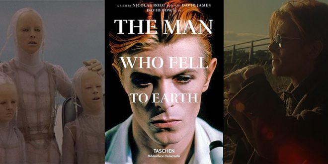 Uomo che cadde sulla terra The man who fell to Earth Taschen book