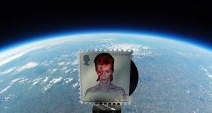 bowie francobolli spazio