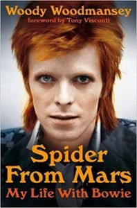 Spiders from mars woodmansey book libro