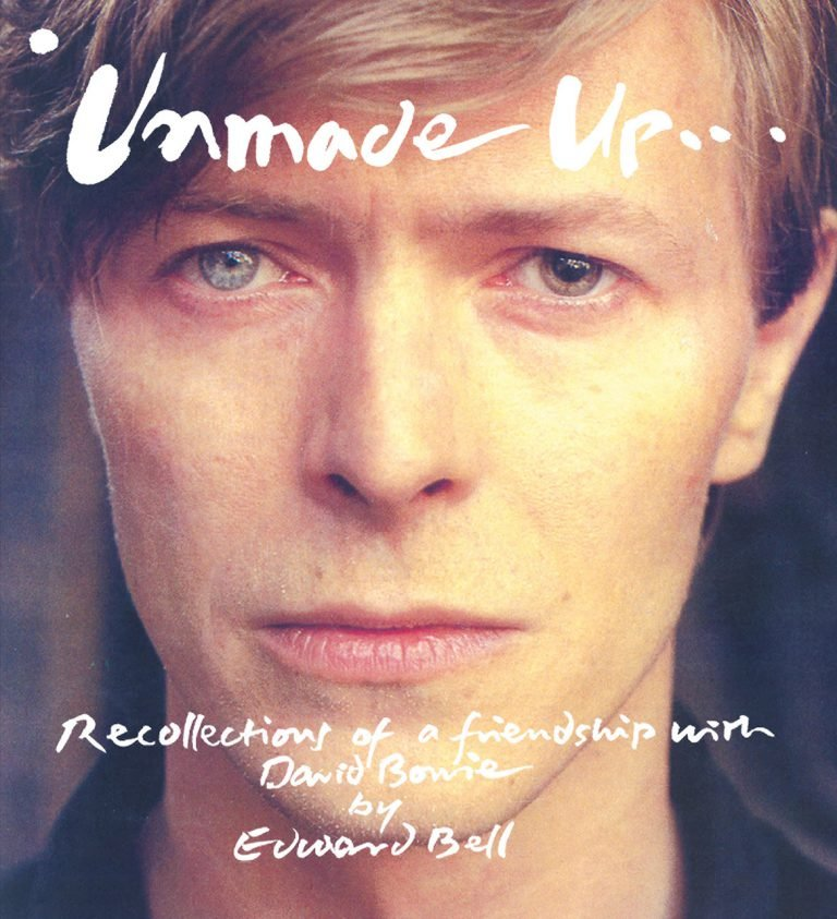 Unmade up bowie book libro bell