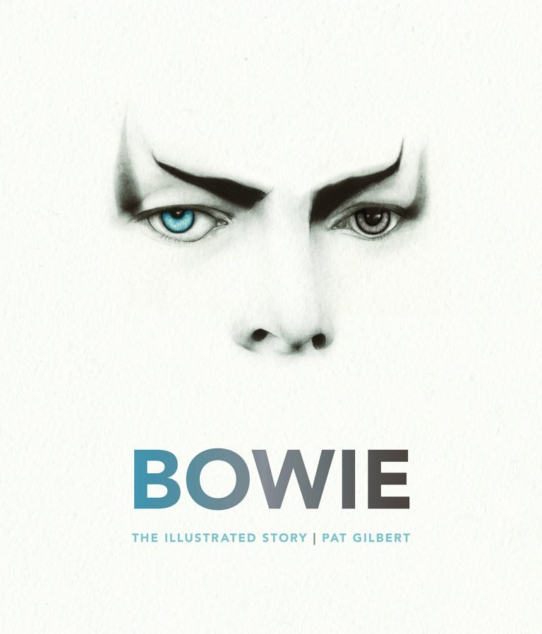 bowie illustrated story book libro