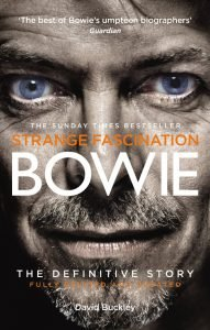 bowie strange fascination libro book buckley