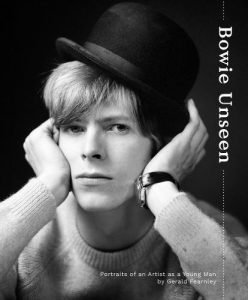 bowie unseen libro book