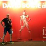 Andrea Gem a David Bowie is Barcellona