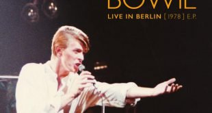 David Bowie Live in Berlin 1978 EP