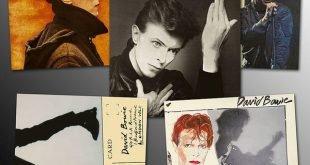 Bowie vinili trilogia