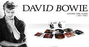 David Bowie loving the alien cofanetto boxset
