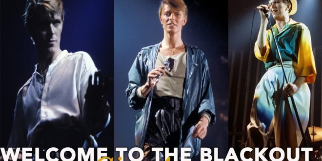 bowie welcome to the blackout giveaway