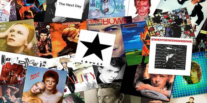 Classifiche Bowie