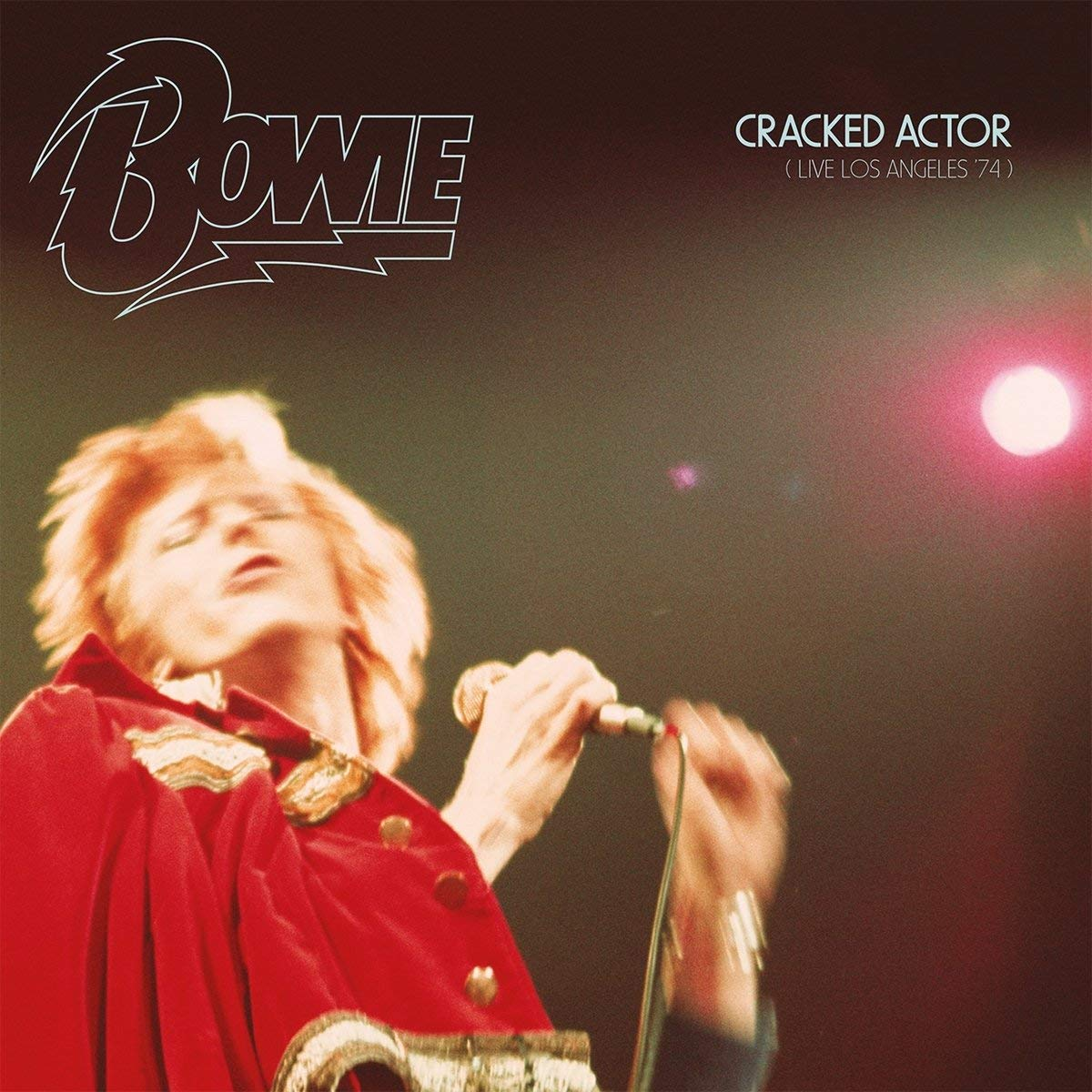 David Bowie Cracked Actor Live in Los Angeles '74