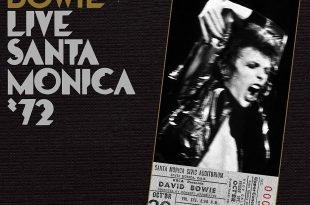 David Bowie Live in Santa Monica 72