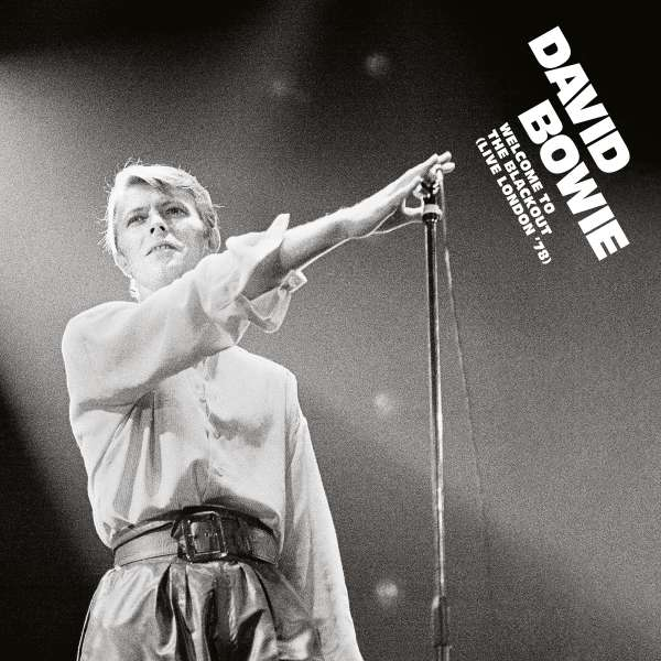 David Bowie Welcome to the Blackout live '78