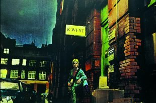 Ziggy Stardust Artwork Copertina 00 cop