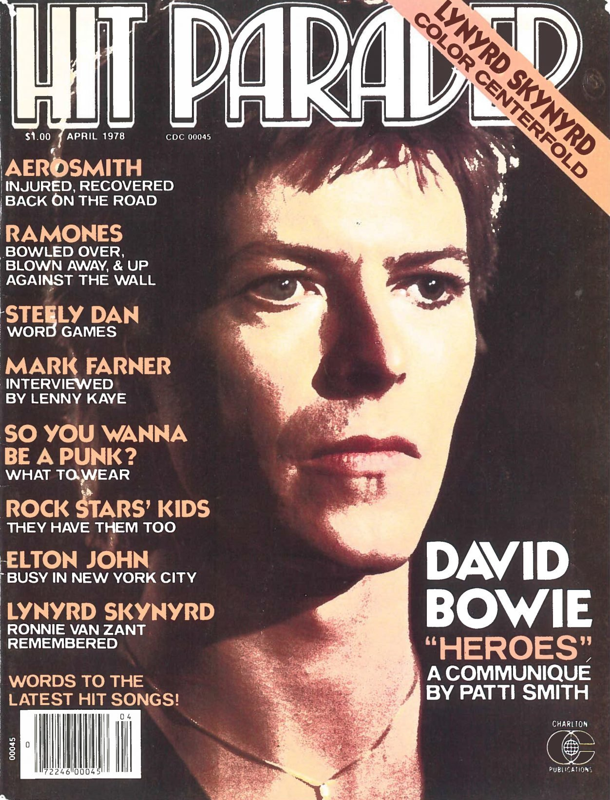 Heroes Patti Smith recensione 1978