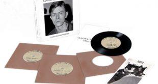 David Bowie Clareville Grove Demos