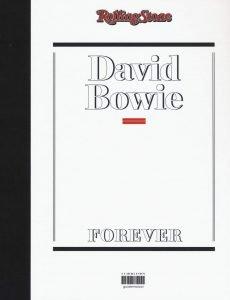 David Bowie Forever Rolling Stone Libri su David Bowie
