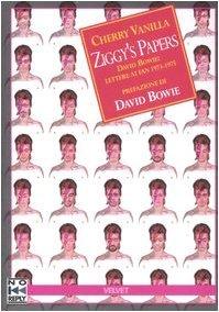 Ziggy's Papers libri su david bowie