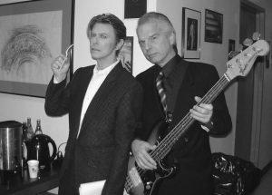 Tony Visconti Bowie affinità con segno Toro