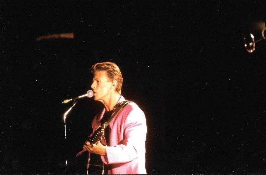 Bowie Tin Machine 3 Milano 6 ottobre 1991