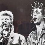 Glass Spider Torino 3 Bowie in italia