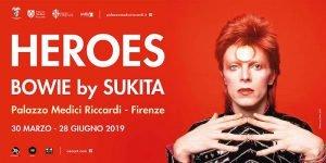 Bowie By Sukita Firenze appuntamenti giugno 2019