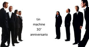 Tin Machine: un video per il 30° anniversario dell' album 46