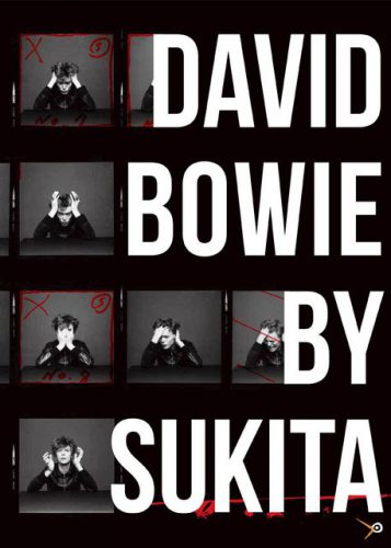 Bowie by Sukita Libri in italiano