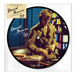 David Bowie DJ Picture Disc 1