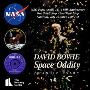 Space Oddity 50 ° Anniversario 2