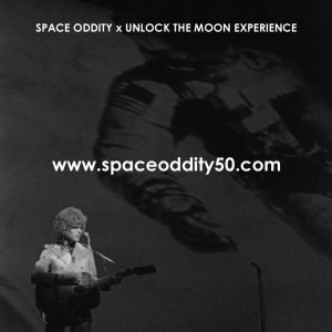 Space Oddity 50 ° Anniversario 4