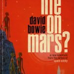 Life on mars odd Alcott Fumetti Vintage Bowie e i fumetti