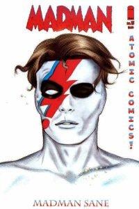 Madman Michael Allred Bowie e i fumetti