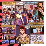 6 #4 Red Rocket 7 Michael Allred Bowie e i fumetti
