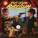put Your Ray Gun Red Rocket 7 Michael Allred Bowie e i fumetti