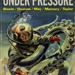 Under Pressure odd Alcott Fumetti Vintage Bowie e i fumetti